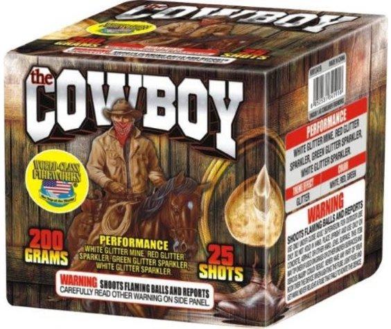 World Class The Cowboy
