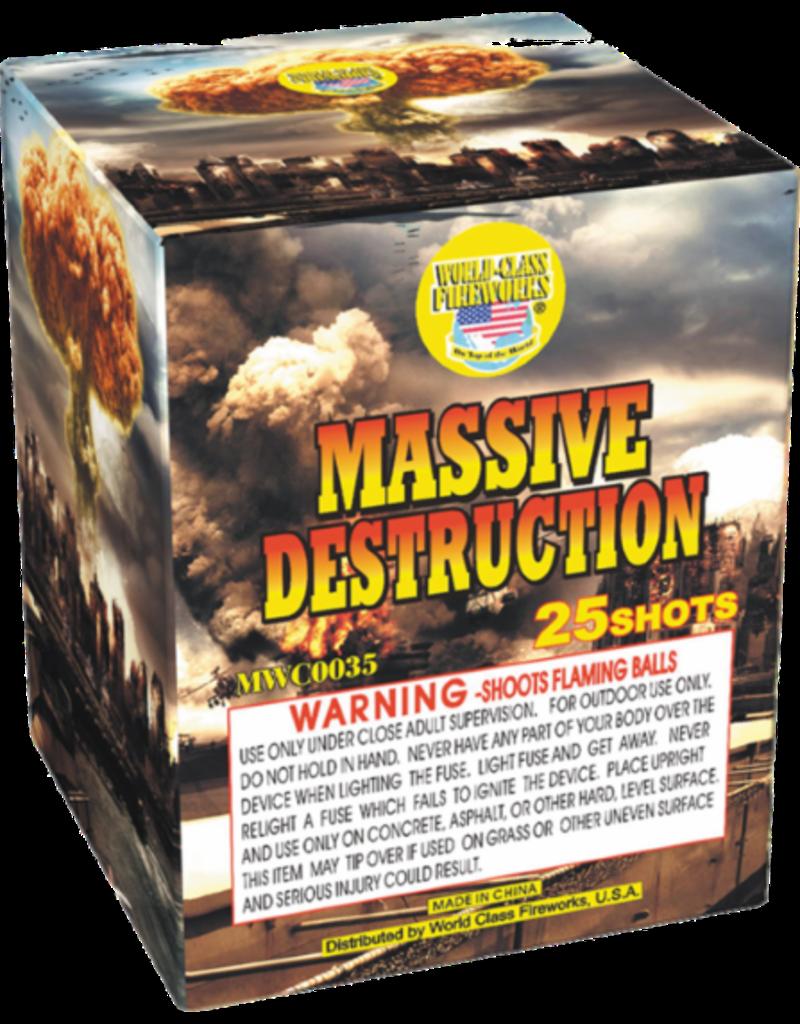World Class Massive Destruction