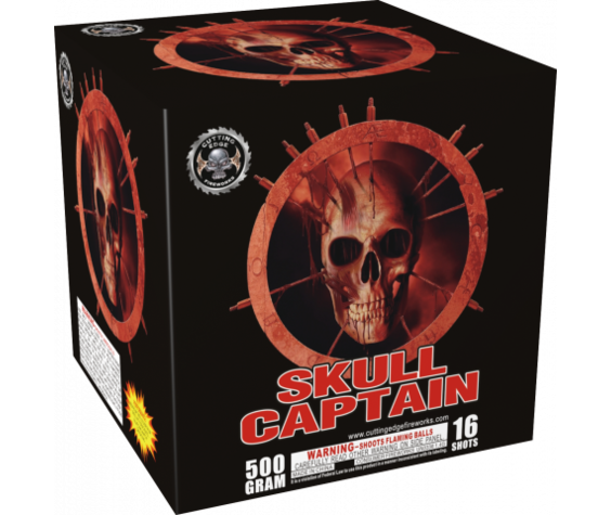 Cutting Edge Skull Captain