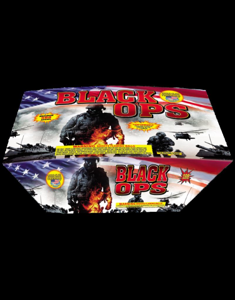 World Class Black Ops