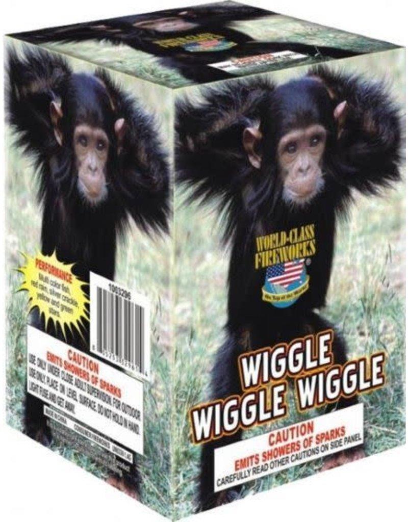 World Class Wiggle Wiggle Wiggle