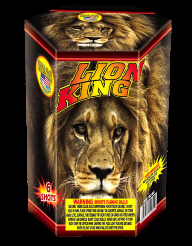 World Class Lion King