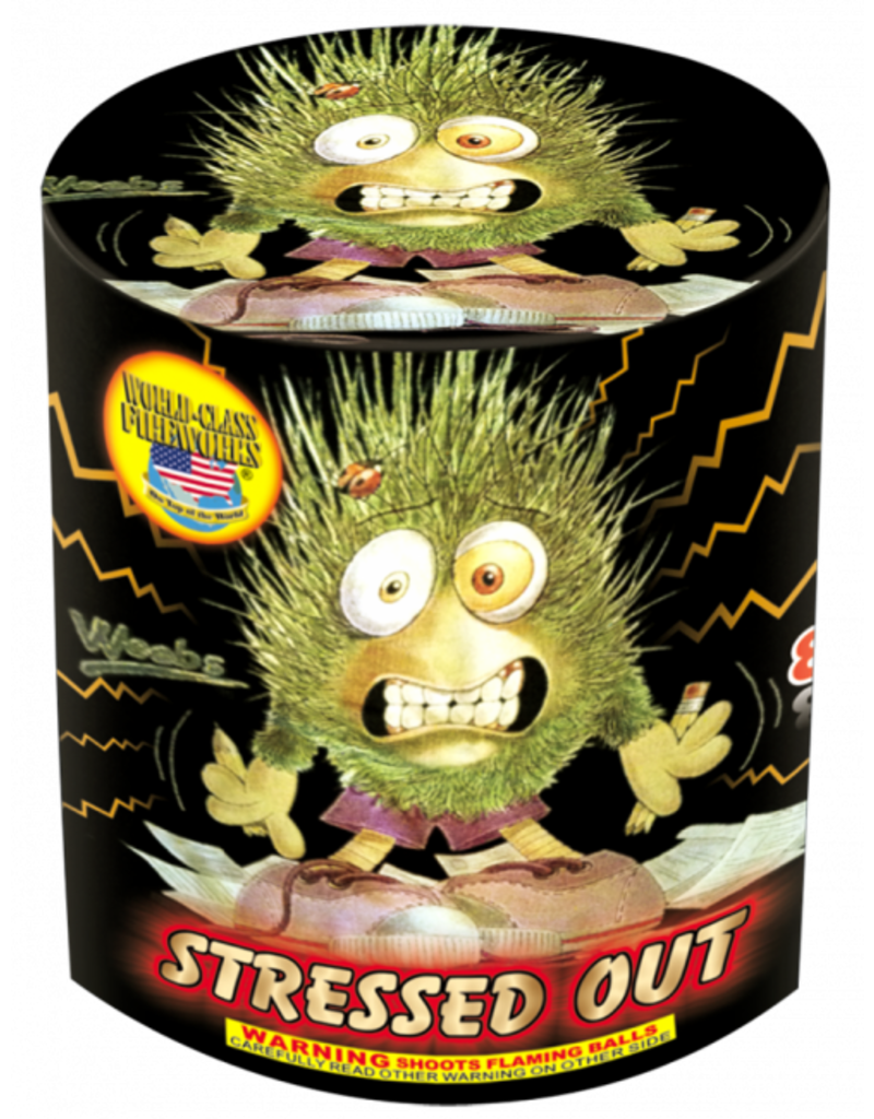 World Class Stressed Out