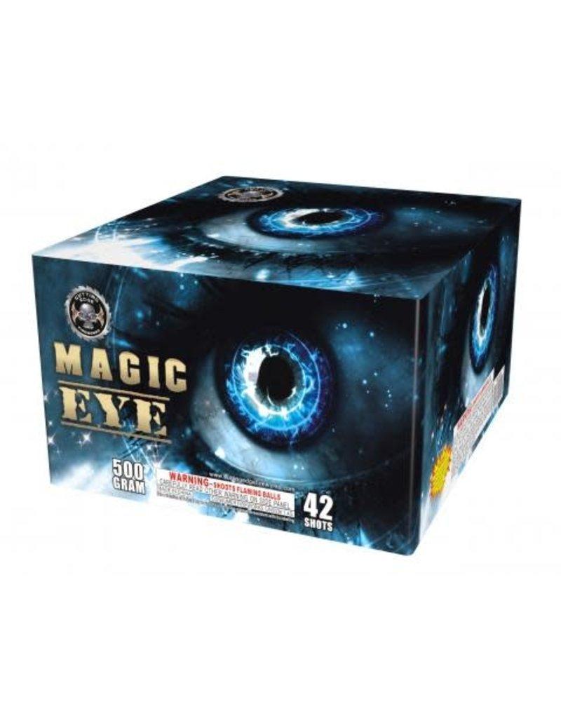 Cutting Edge Magic Eye