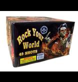 Cutting Edge Rock Your World - Case 4/1