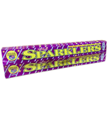"World Class Gold Sparklers 14"", WC - Pack 6/6"