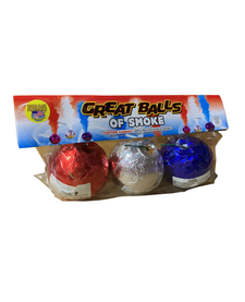 Great Balls of Smoke - Case 24/3