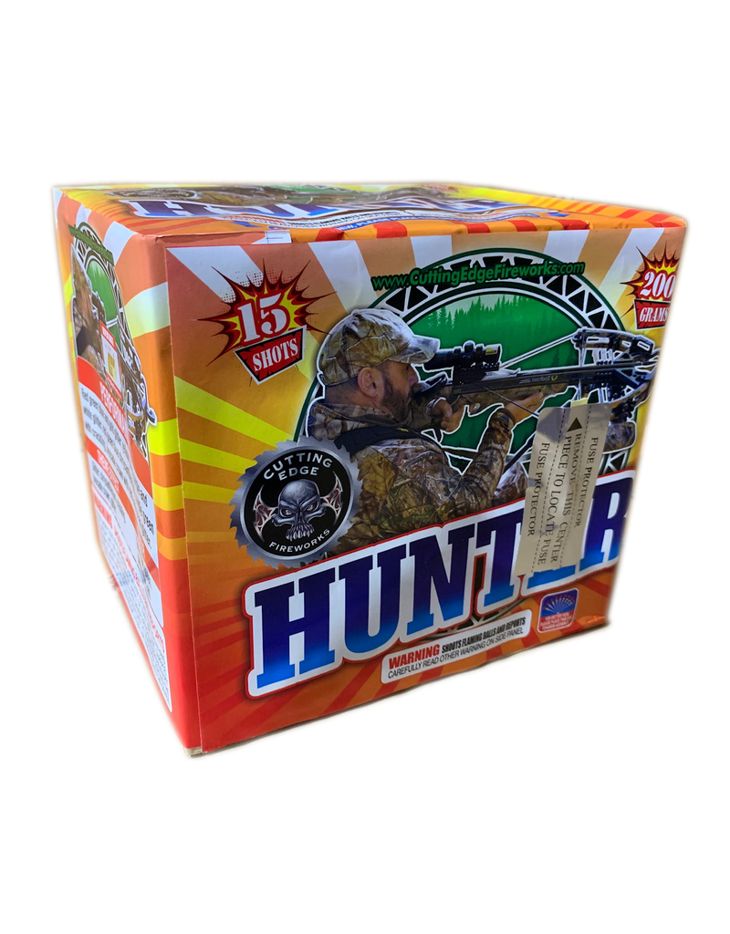 Cutting Edge Hunter / Megaton - Case 12/1
