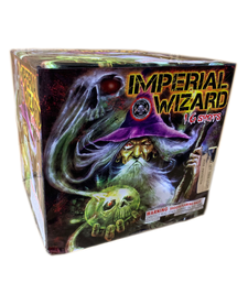 Imperial Wizard - Case 4/1