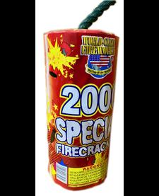 Firecracker 2000s, WC