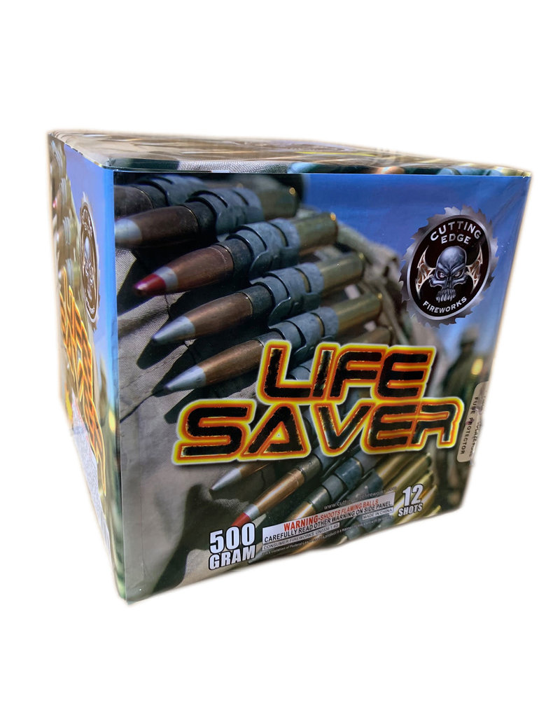 Cutting Edge Life Saver