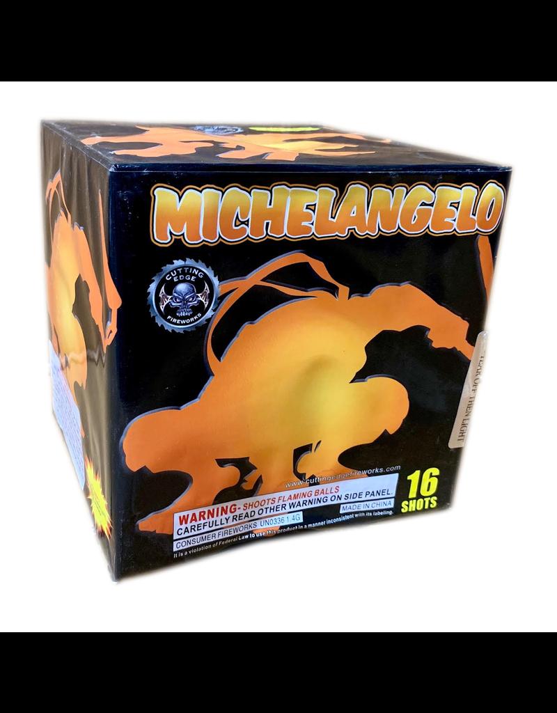 Cutting Edge Michelangelo (200 gram)