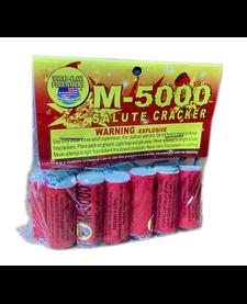 M-5000 Salute Cracker, WC - Box 12/1