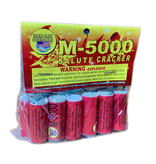 World Class M-5000 Salute Cracker, WC - Case 120/12