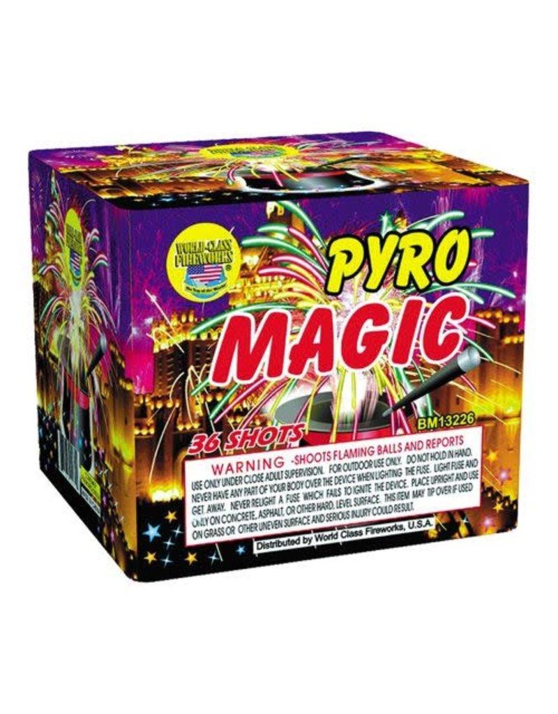 World Class Pyro Magic