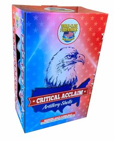 Critical Acclaim - Case 8/8