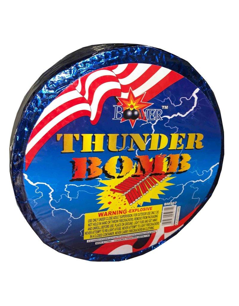 Boomer Firecracker 2000s, BM - Case 8/2000