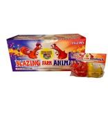 World Class Blazing Farm Animals - Pack 2/1