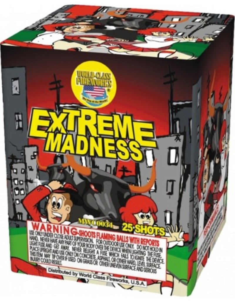 World Class Extreme Madness