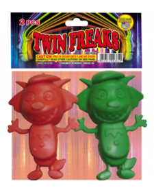 Twin Freaks - Pack 2/1