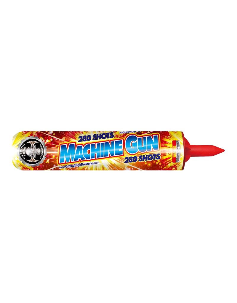 Cutting Edge Machine Gun 280s - Case 16/1
