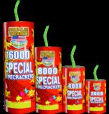 World Class Firecracker 4000s, WC