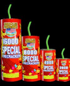 Firecracker 4000s, WC