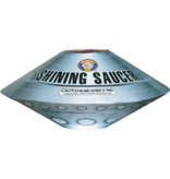 Brothers Shining Saucer