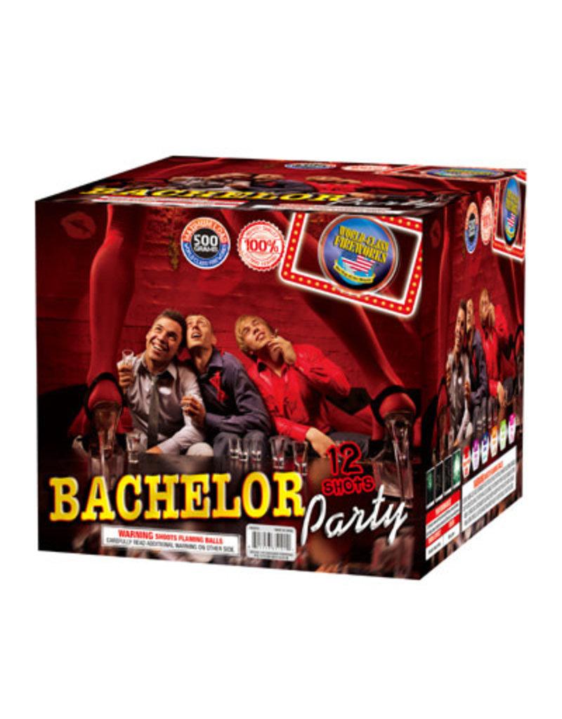World Class Bachelor Party - Case 4/1