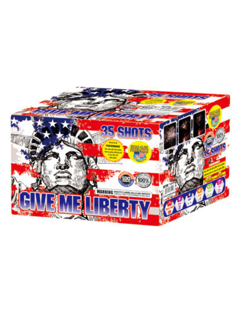 World Class Give Me Liberty - Case 4/1