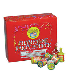 Champagne Party Poppers, WC - Box 72/1