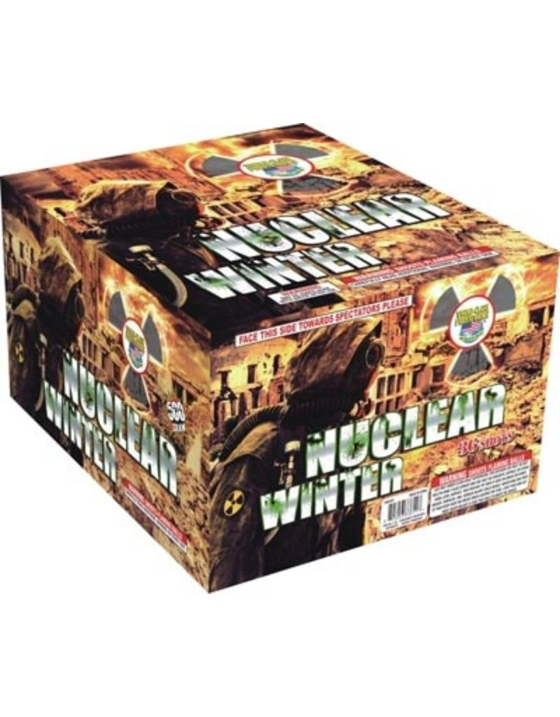 World Class Nuclear Winter
