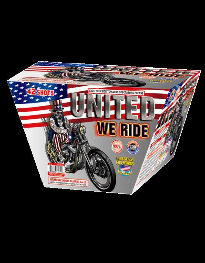 World Class United We Ride