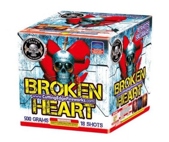 Cutting Edge Broken Heart - Case 4/1