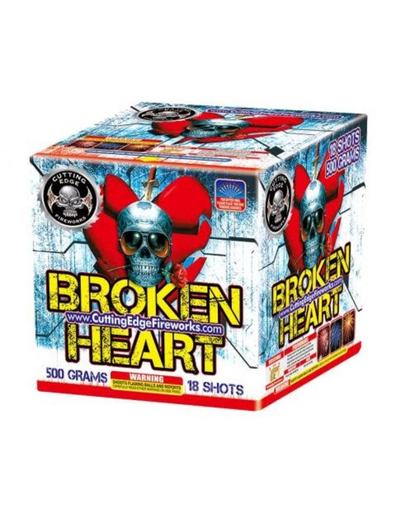 Cutting Edge Broken Heart - Case 4/1