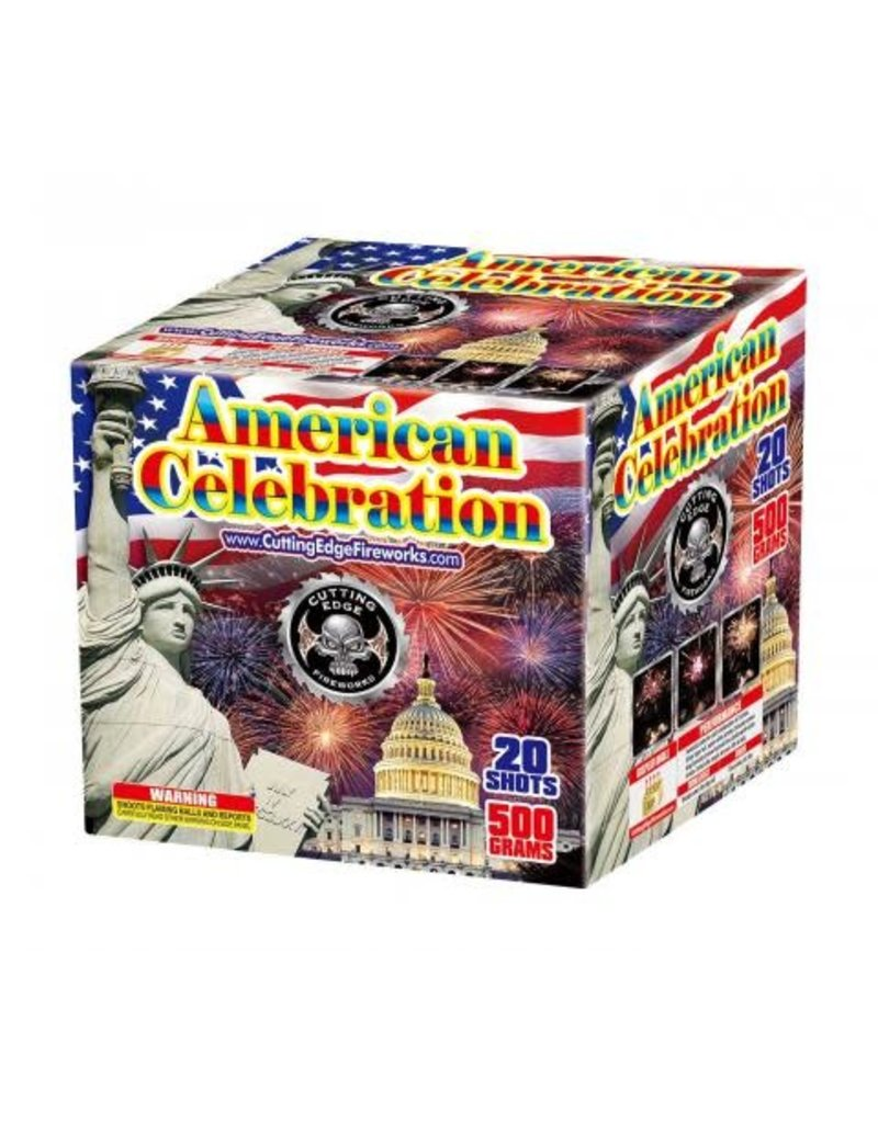 Cutting Edge American Celebration, CE - Case 6/1