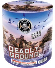 Deadly Ground - Case 8/1