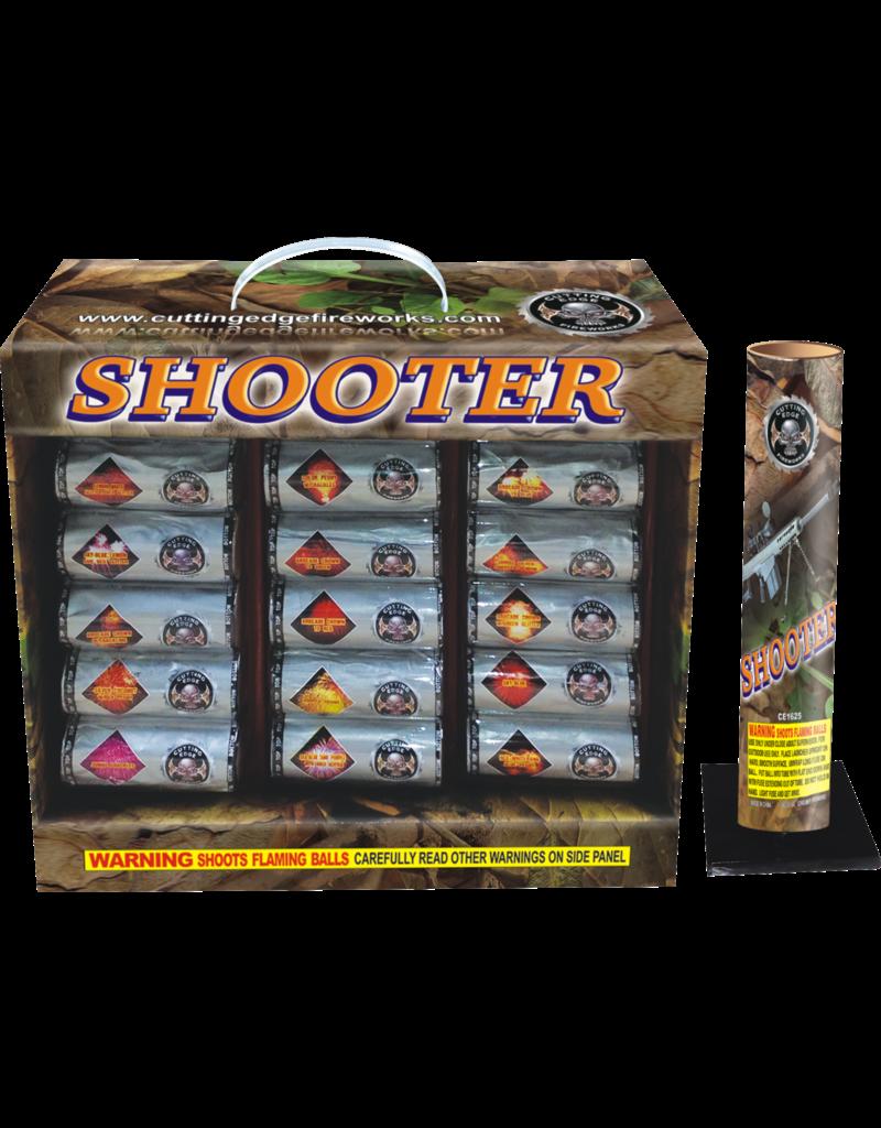 Cutting Edge Shooter Shells 18pk - Case 4/18