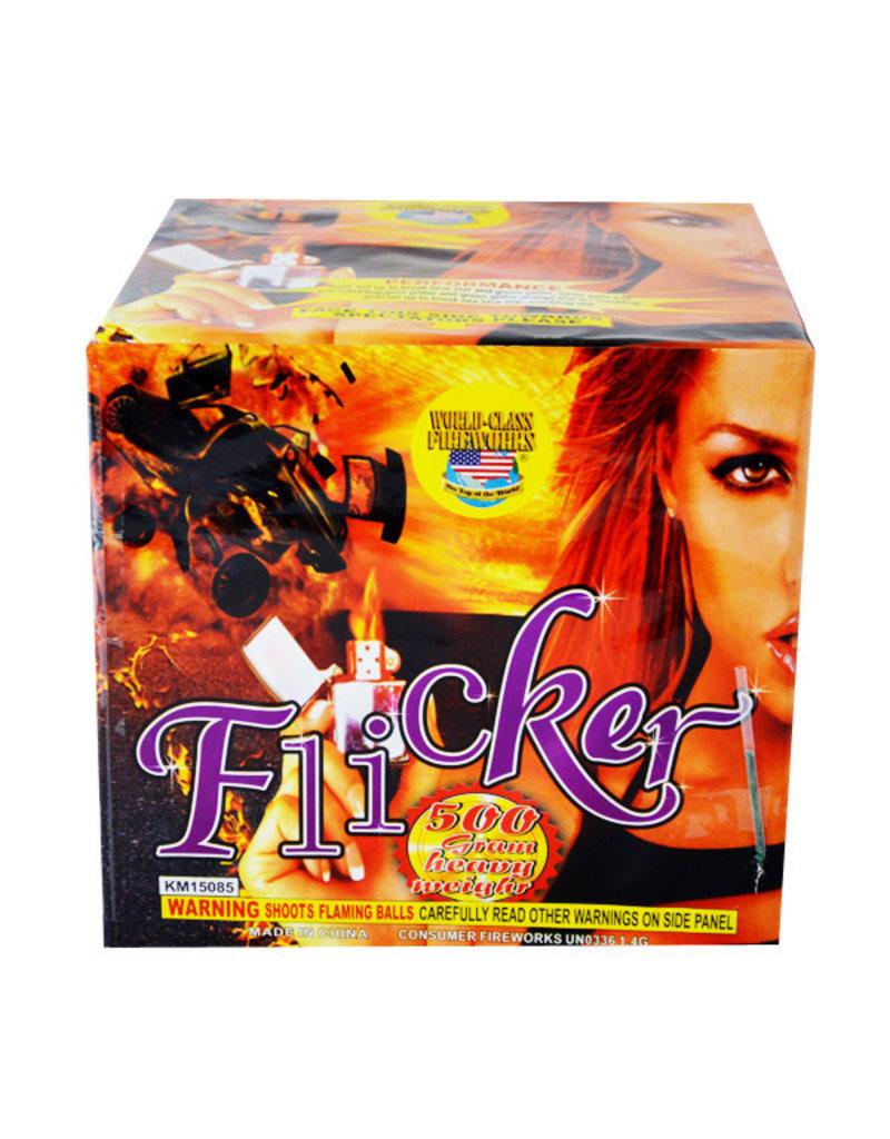 World Class Flicker - Case 6/1
