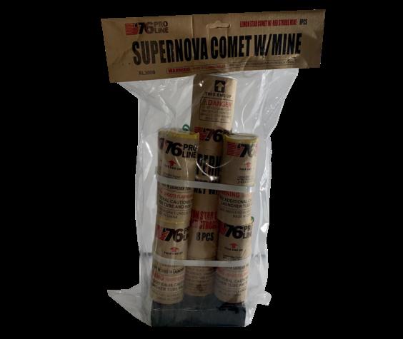76 Pro Line Supernova Comet w/ Mine (Assorted) - 8 shells