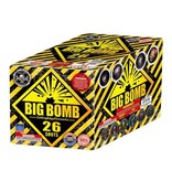 Cutting Edge Big Bomb - Case 4/1