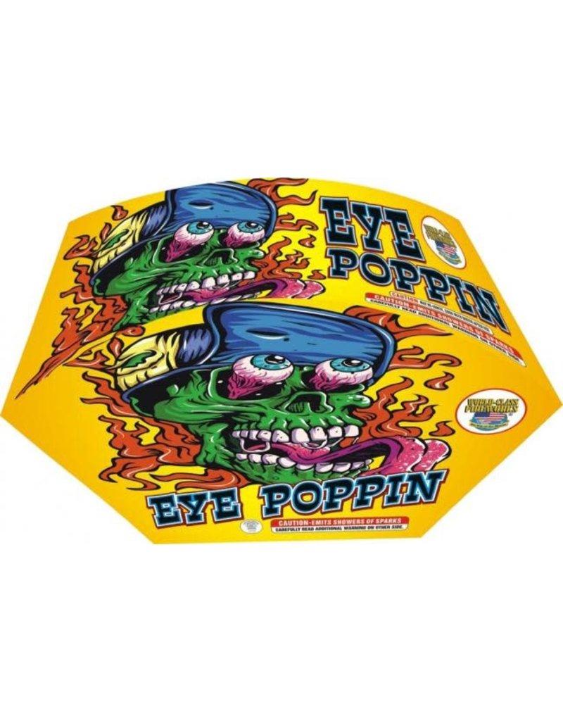 World Class Eye Poppin - Case 8/1