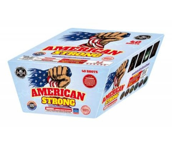 Cutting Edge American Strong
