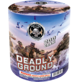 Cutting Edge Deadly Ground