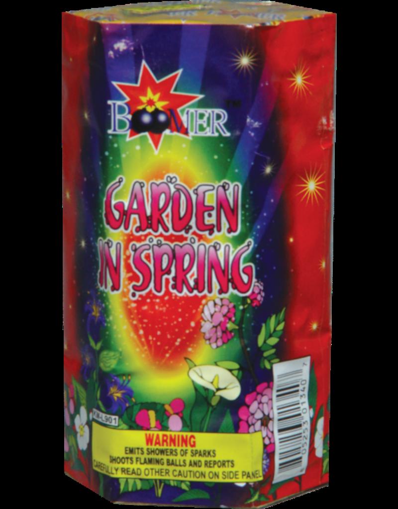 Boomer Garden in Spring, BM - Case 40/1