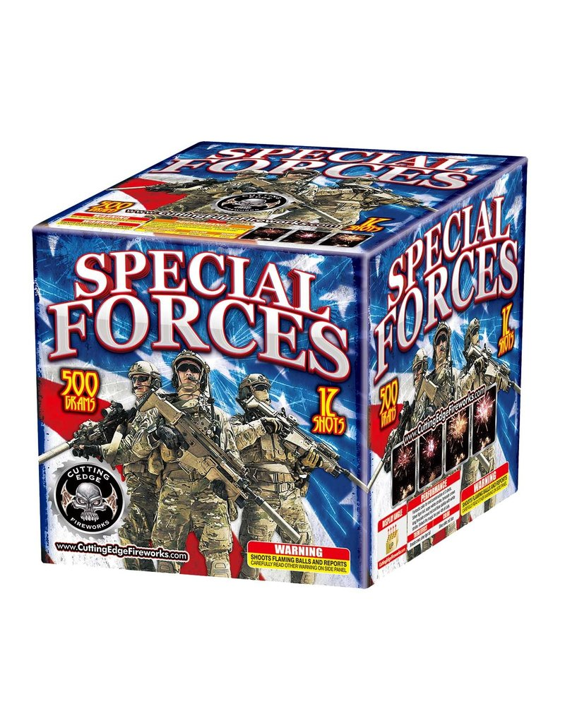 Cutting Edge Special Forces, CE - Case 4/1
