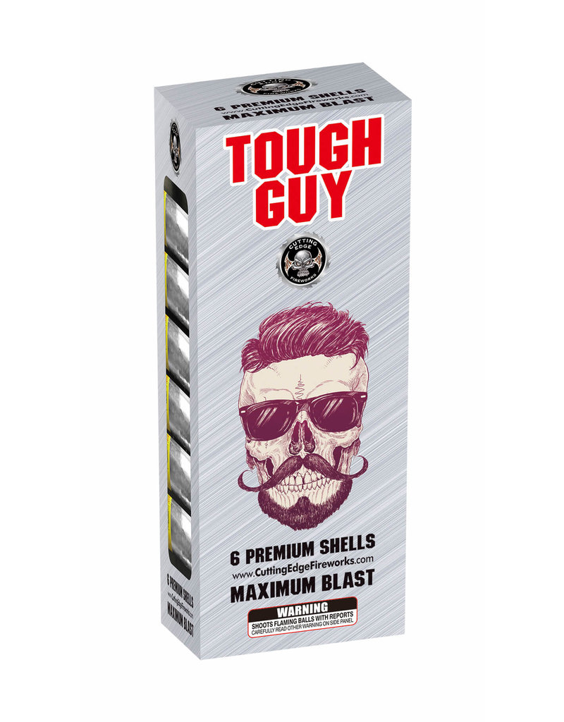 Cutting Edge Tough Guy 60 Gram 4in Canister - Case 16/6