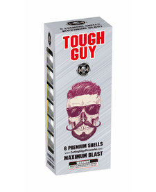 Tough Guy 60 Gram 4in Canister - 6 Shells