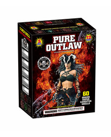 Pure Outlaw 60 Gram 5in Canister - Case 6/12