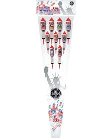 USA Rocket - Pack 9/1